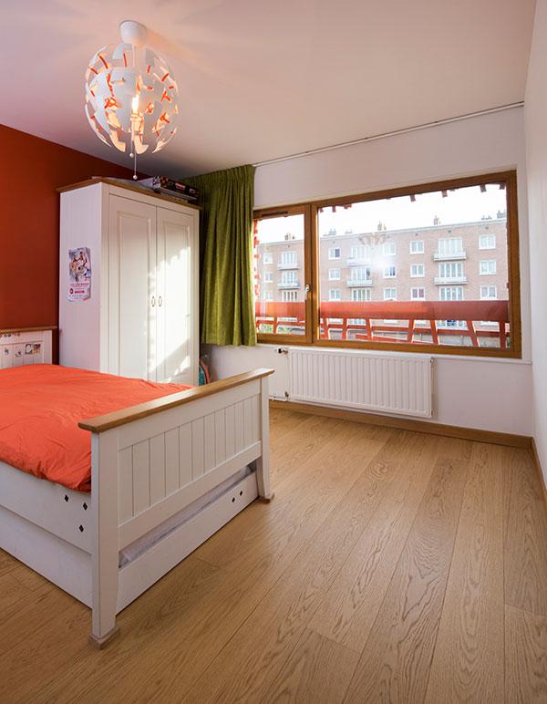 Réception extension ossature bois AMBOIS