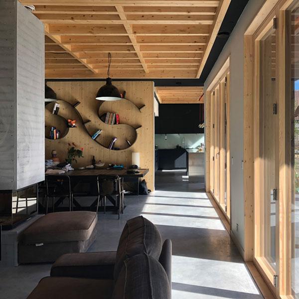 Rénovation maison en bois ambois & Construction bois
